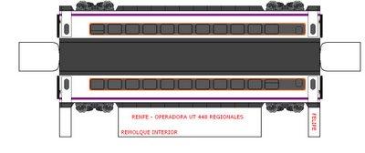 Trenes Recortables Para Imprimir
