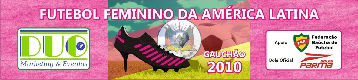 Futebol Feminino da América Latina