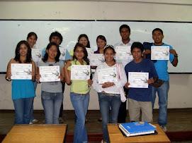 Estudiantes de Sociología reciben certificación por curso de Oratoria
