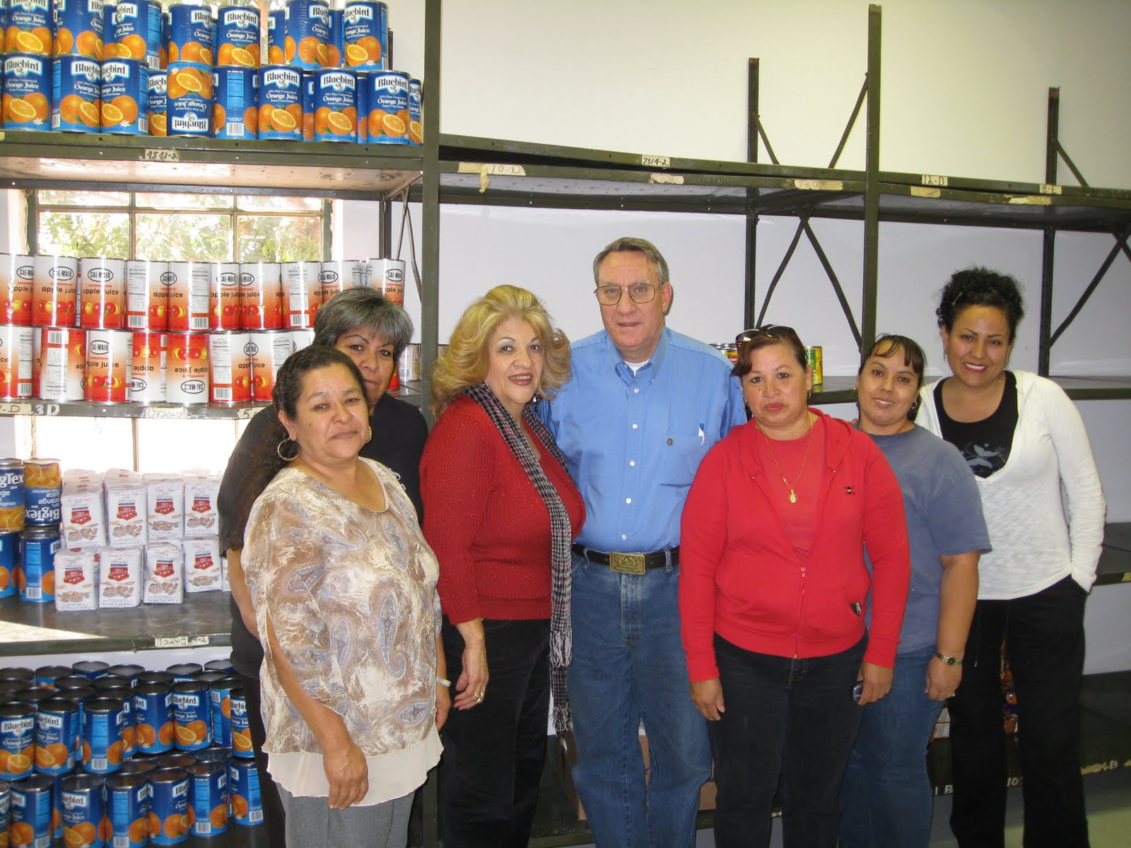 Eligibility For Food Pantry In Texas