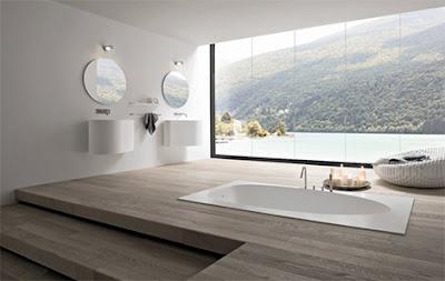 modern bathroom, bathroom remodel