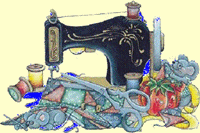 Vintage Sewing Machine Junkie!