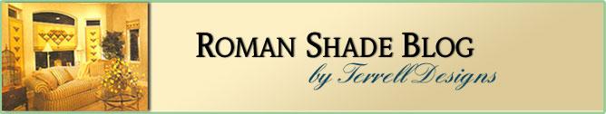 Roman Shade Blog