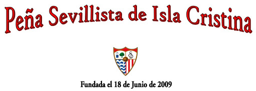 Peña Sevillista de Isla Cristina