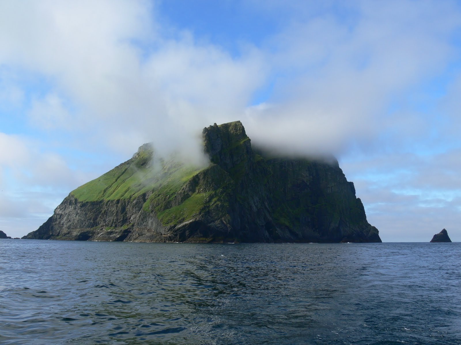 History Blog The Lonely Islands Of St Kilda