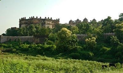 Orchha: Destinations in India