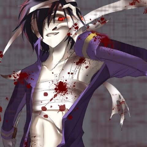 Taito Shion Bloodthirsty