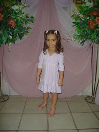 Minha filha Sophia Oliveira