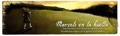Marcelo en la huella