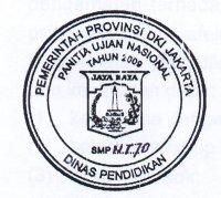 SMP NEGERI 170 JAKARTA