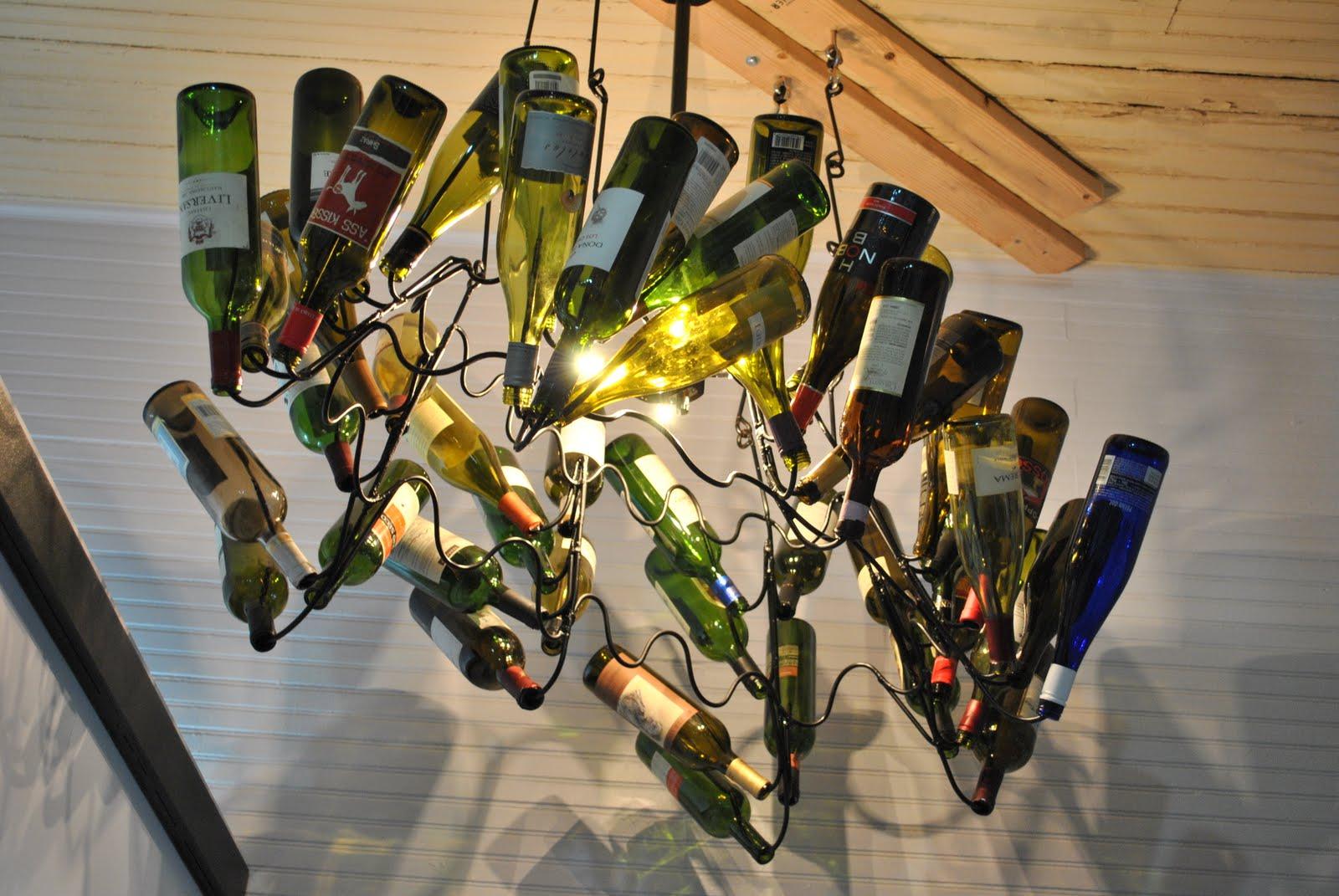 Six amazing ways to reuse your wine bottles aloadofball Gallery