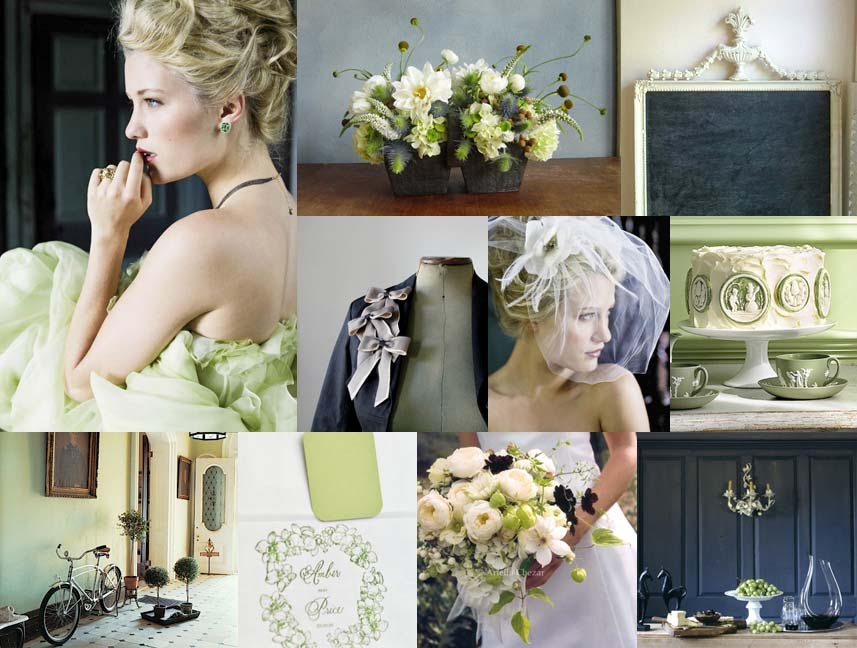 Wedding Wednesday Color Schemes