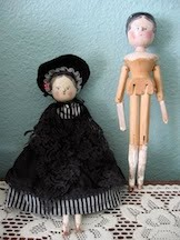 OLD DOLLS