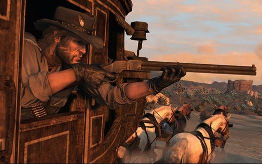 Vahşi Batının En Hızlı Kovboyu Oyunu Yeni