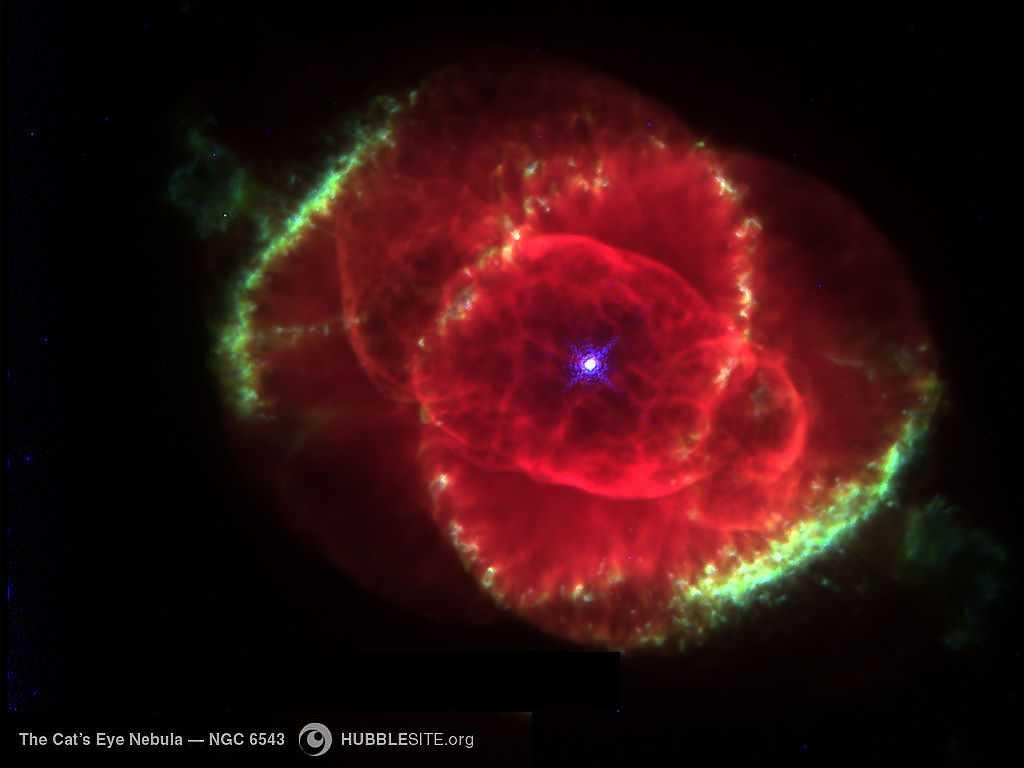 eye nebula space - photo #21
