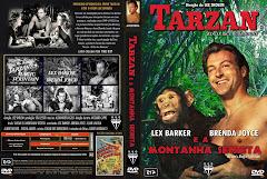 TARZAN  A MONTANHA SECRETA