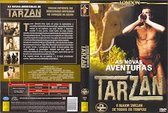NOVAS AVENTURAS DE TARZAN