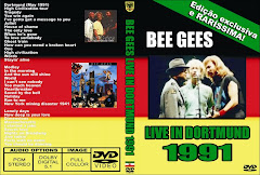 BEE GEES LIVE IN DORTMUND 1991