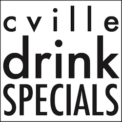 Cville Drink Specials