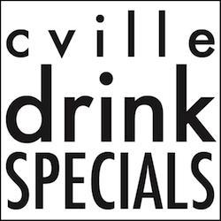 Cville Drink Specials