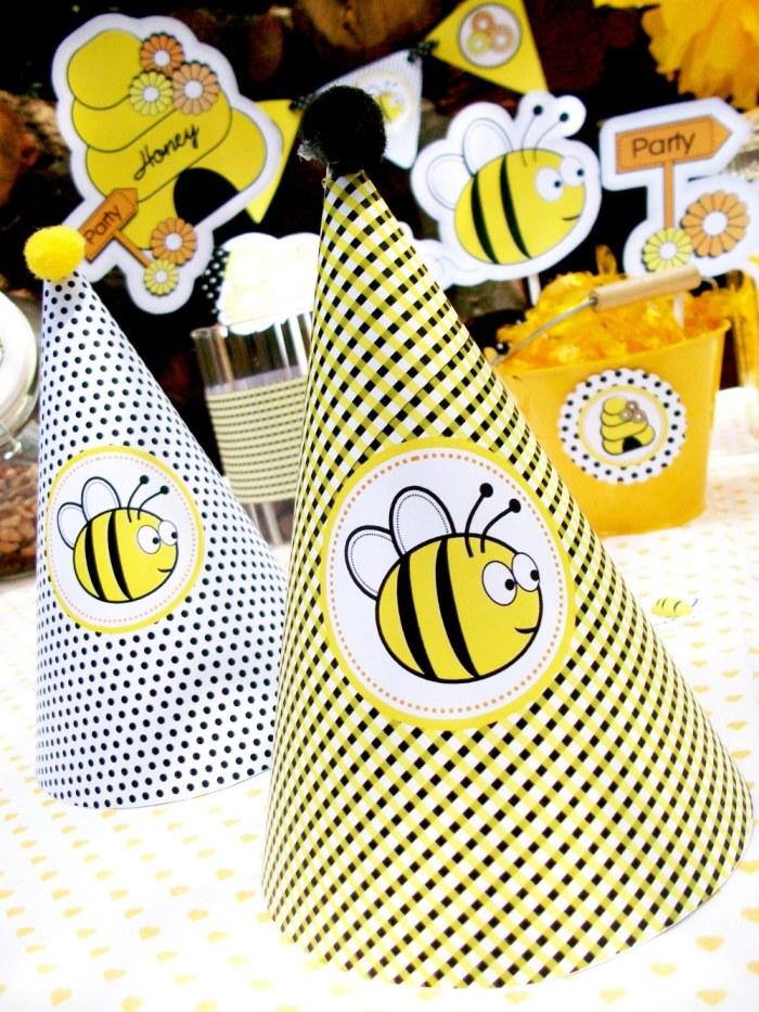Honey Bee Day Inspired Birthday Party
