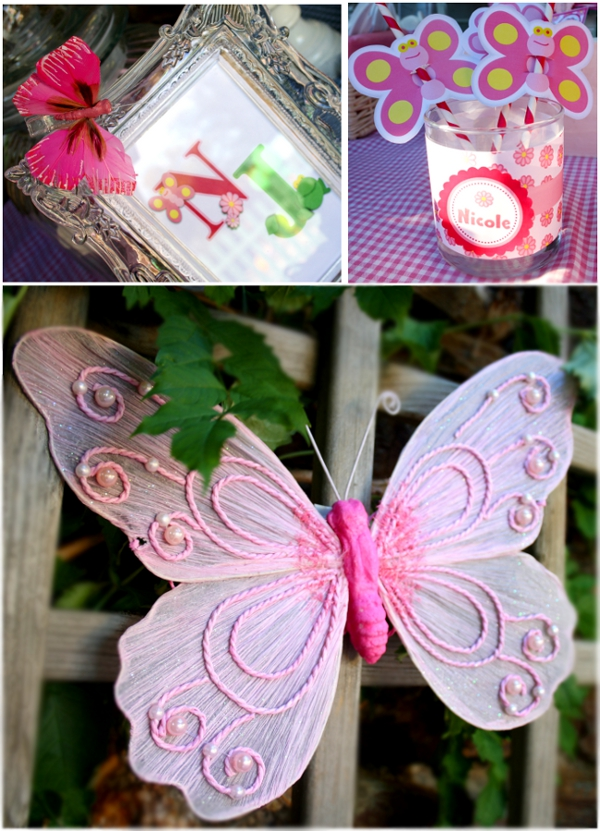 Joint Garden Party - Frog & Butterfly Themed Birthday: Party Ideas, Printables and Styling