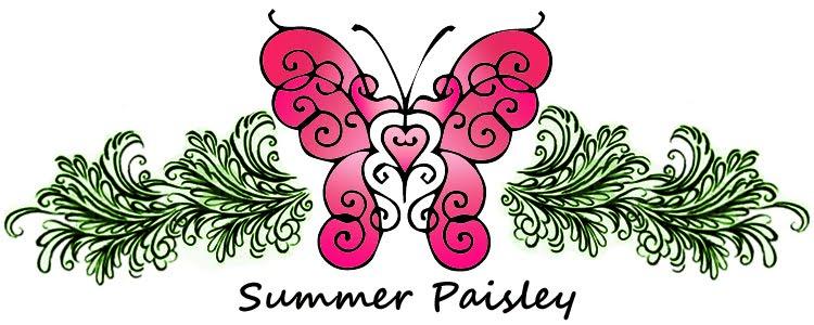 Summer Paisley