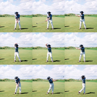 how to develop a golf swing