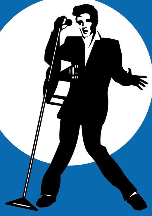elvis on Pinterest | Elvis Presley, Swing Dancing and Silhouette: www.pinterest.com/billiehughes32/elvis