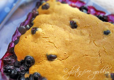 Vegan Blueberry Cobbler Recipe - Gluten-Free Goddess Recipes