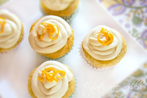 Gluten-Free Goddess Cake + Cupcake Recipes