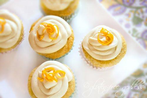 Gluten-Free Goddess Cake + Cupcake Recipes