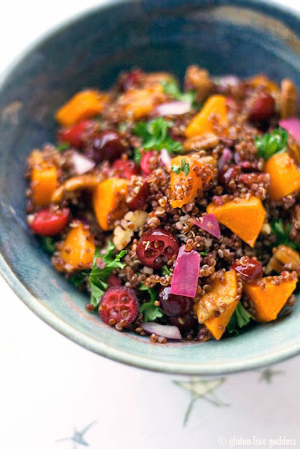The best quinoa recipes as well as rice side dishes and gluten free salads