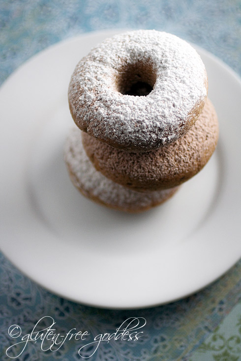 Gluten-Free Baked Donuts