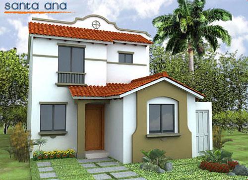 Modelos de fachadas de viviendas imagui for Modelos de viviendas