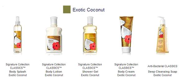 *.*Exotic Coconut *.*