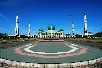 Learn And Visit Places Pekanbaru Riau Indonesia
