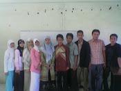 friends Tafsir Hadis  on campus