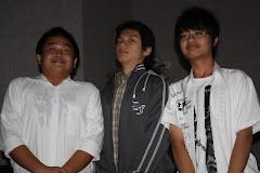 Trio drummer DYC