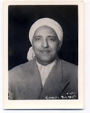العارف الكبير مولانا الشيخ أحمد العيسوى (ت 1964 م)