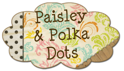Paisley and Polka Dots
