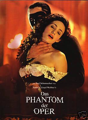 Music list Phantom+3DVD