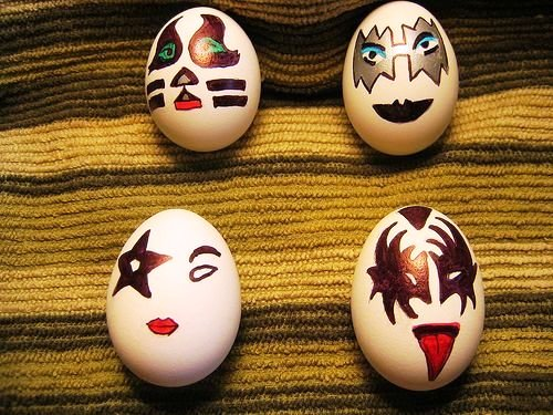 funny bunny pics. Funny Bunny Eggs wallpapers
