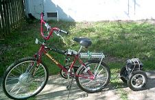 hubba bubba bike