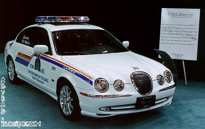 Canada Police Car