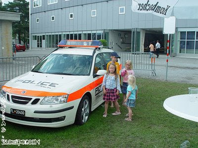 Liechtenstein Police Car