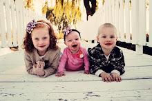 my 3 monkeys!
