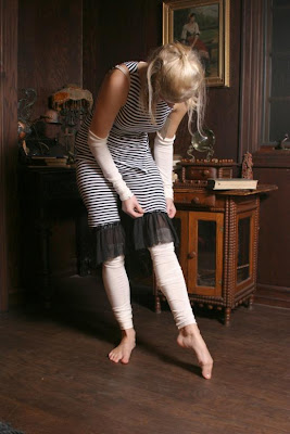 footless socks