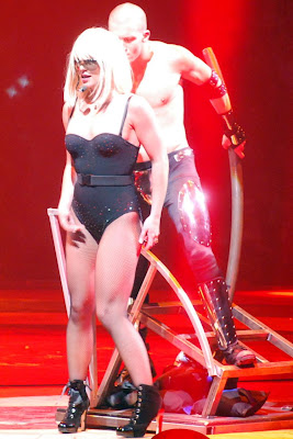 britney spears circus tour photos