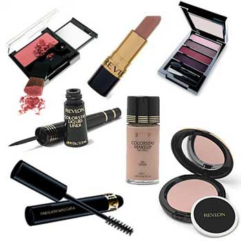 Full Colors Revlon Cosmetics